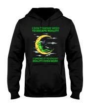 Weed Lover Hooded Sweatshirt thumbnail
