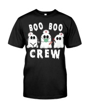 Halloween Boo Boo Crew T Shirt Classic T-Shirt front