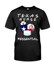 Texas Nurse Shirt Premium Fit Mens Tee thumbnail