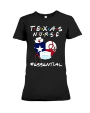 Texas Nurse Shirt Premium Fit Ladies Tee thumbnail