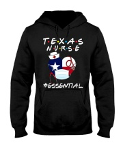 Texas Nurse Shirt Hooded Sweatshirt thumbnail