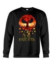 Im The Nurse Witch Crewneck Sweatshirt thumbnail