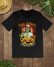 HAPPY HALLOWEEN NURSE SHIRT Classic T-Shirt lifestyle-mens-crewneck-front-18