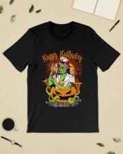 HAPPY HALLOWEEN NURSE SHIRT Classic T-Shirt lifestyle-mens-crewneck-front-19