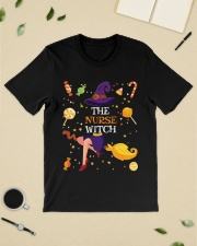 Halloween The Nurse Witch T Shirt Classic T-Shirt lifestyle-mens-crewneck-front-19