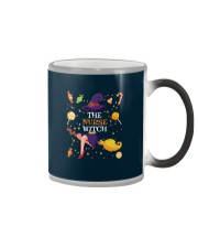 Halloween The Nurse Witch T Shirt Color Changing Mug thumbnail