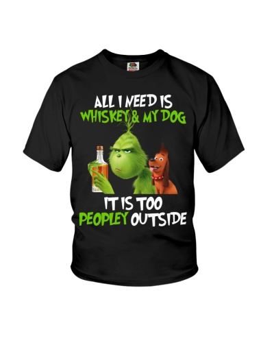 All I Need Is Whiskey My Dog It Is  Peopley Ou