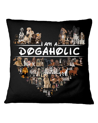 I Am A Dogaholic