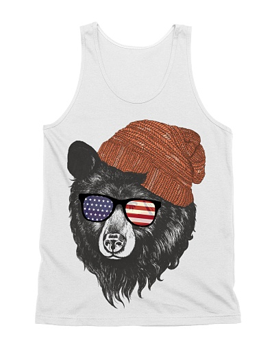 Bear T Shirt - LIMITED TIME OFFER