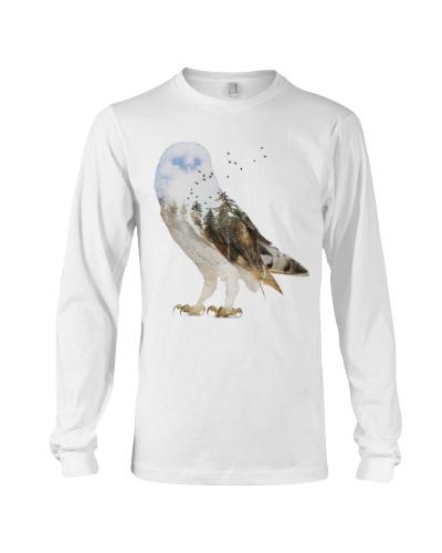 Owl Seeing Duble