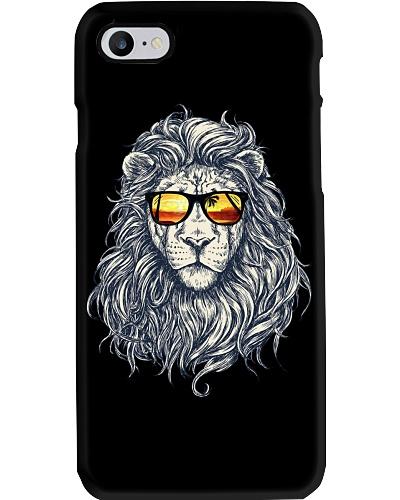 Summer Lion T Shirt - Limited Time Offer