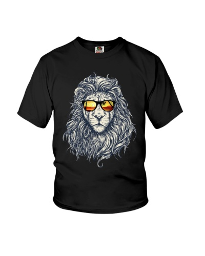 Summer Lion T Shirt - Limited Time Offer