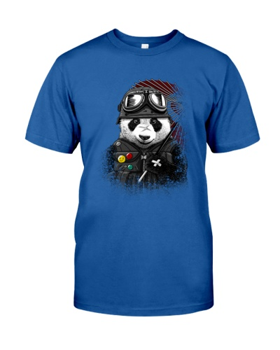Bear Soldier Panda