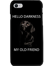 Hello Darkness  Phone Case thumbnail