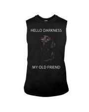 Hello Darkness  Sleeveless Tee thumbnail