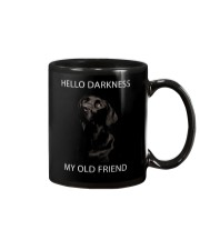 Hello Darkness  Mug front