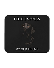 Hello Darkness  Mousepad thumbnail