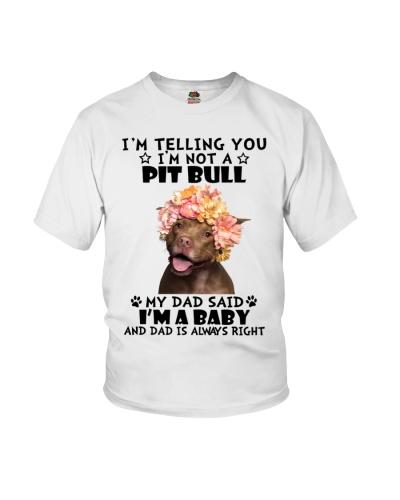 Pitbull - Dad right