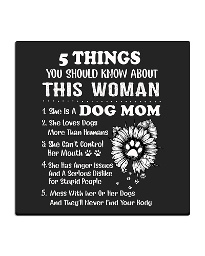 5 Things You Should Know About This Dog Mom