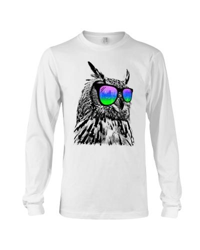 Cool Owl Art