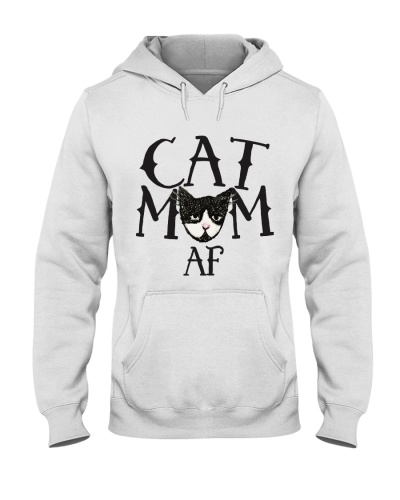 Cats Mom AF - Cat Lover