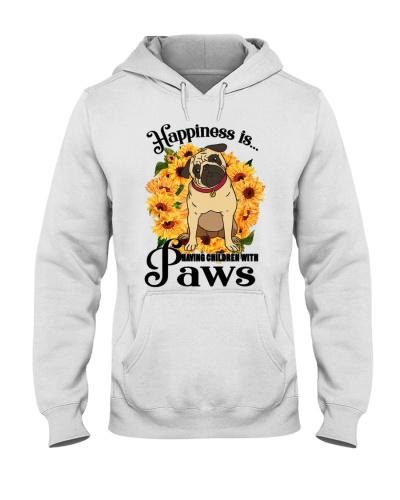 Happiness - Pug