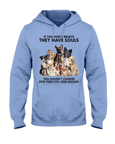 I Believe They Have Souls