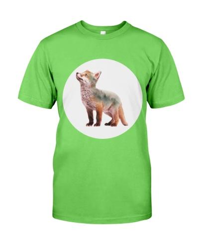 Fox cub T shirt