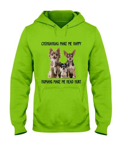 Chihuahuas Make Me Happy