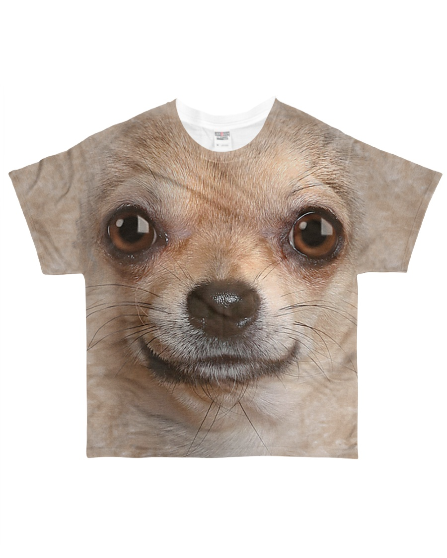 NOT SOLD ANYWHERE ELSE All-over T-Shirt