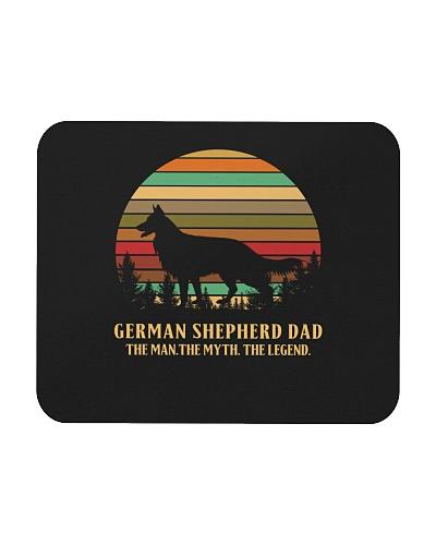 Proud German Shepherd Dad