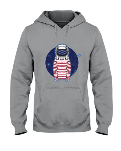 4th of July Astronaut