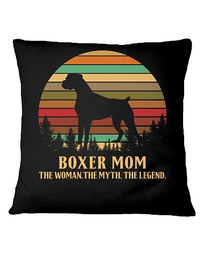 Proud Boxer Mom