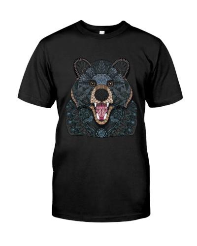 Ornate Black Bear