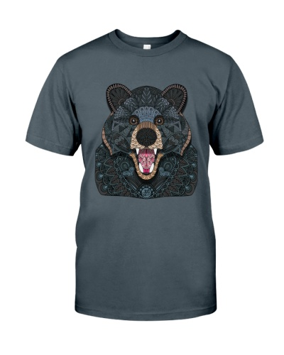 Ornate Black Bear