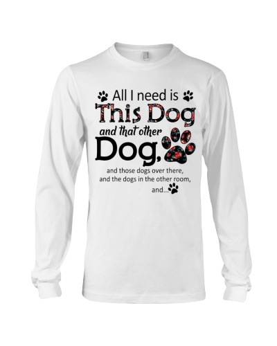 Proud To Be A Dogs Lover
