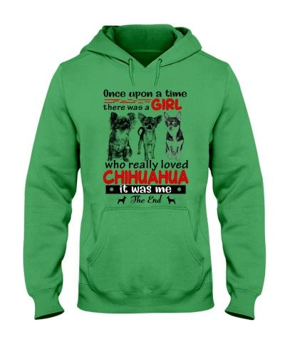 Girl Loves Chihuahua