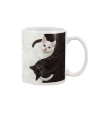 YIN AND YANG - CATS Mug thumbnail
