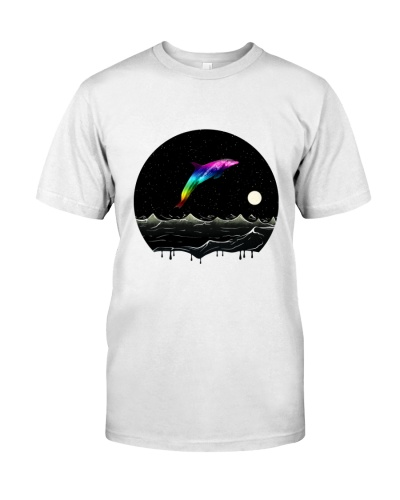 Dolphin T Shirt - Limited Time Offer