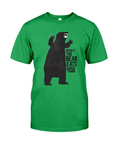 The Bear Eats You
