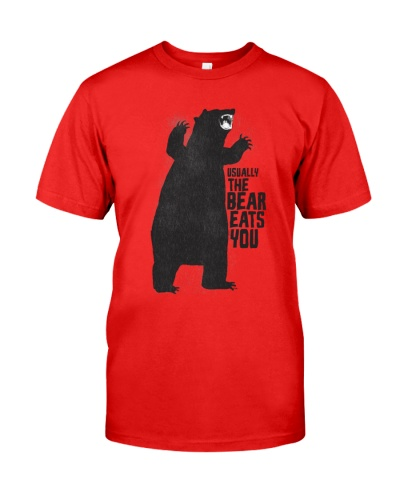 The Bear Eats You