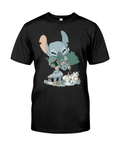 Stitch T-Shirt - Star War