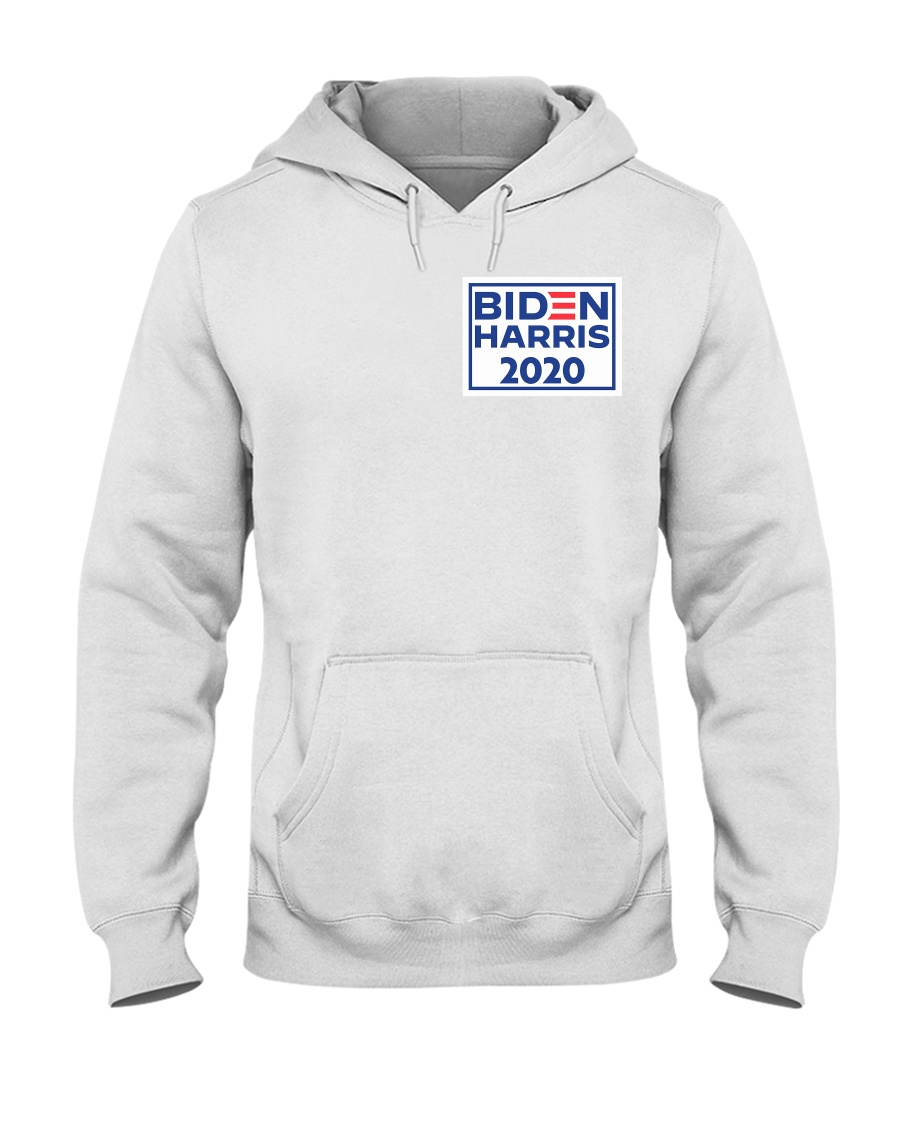 BIDEN HARRIS MERCH Hooded Sweatshirt