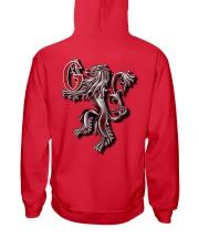 Gladstone Secondary Reunion 2017 Hooded Sweatshirt back