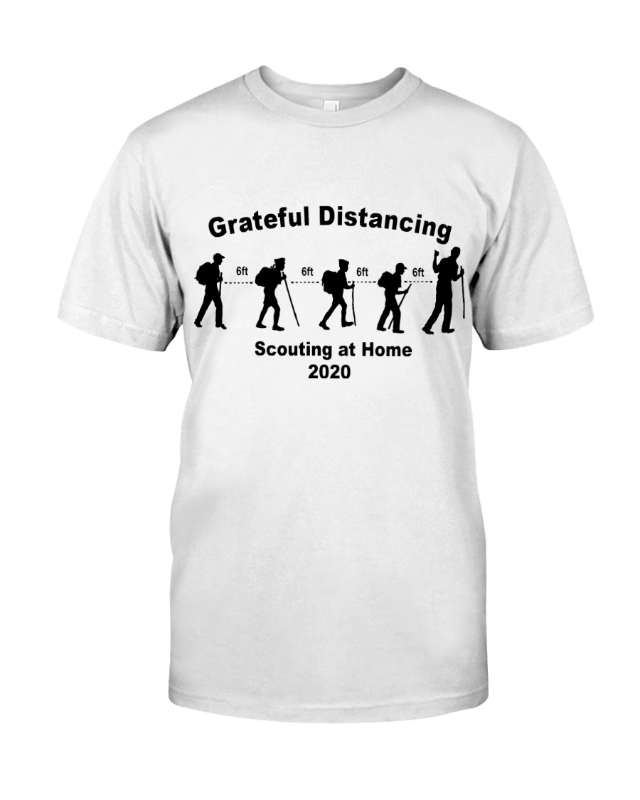 Scout 2020 distancing - Limited Edition Classic T-Shirt