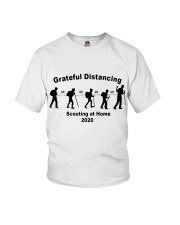 Scout 2020 distancing - Limited Edition Youth T-Shirt thumbnail