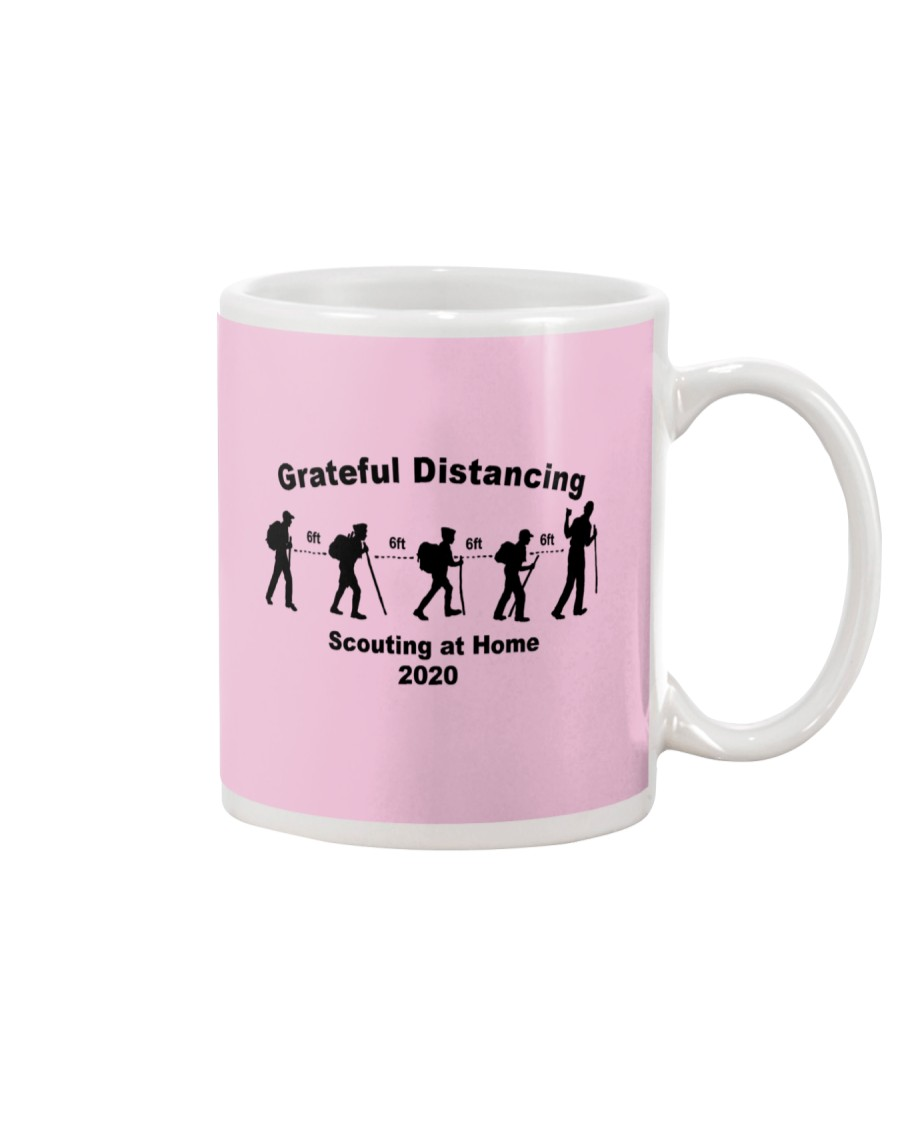 Scout 2020 distancing - Limited Edition Mug