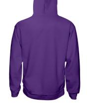 Grandpa The Legend - Limited Edition Hooded Sweatshirt back