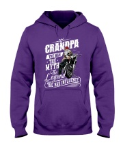Grandpa The Legend - Limited Edition Hooded Sweatshirt front