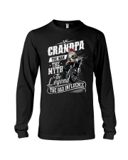 Grandpa The Legend - Limited Edition Long Sleeve Tee thumbnail